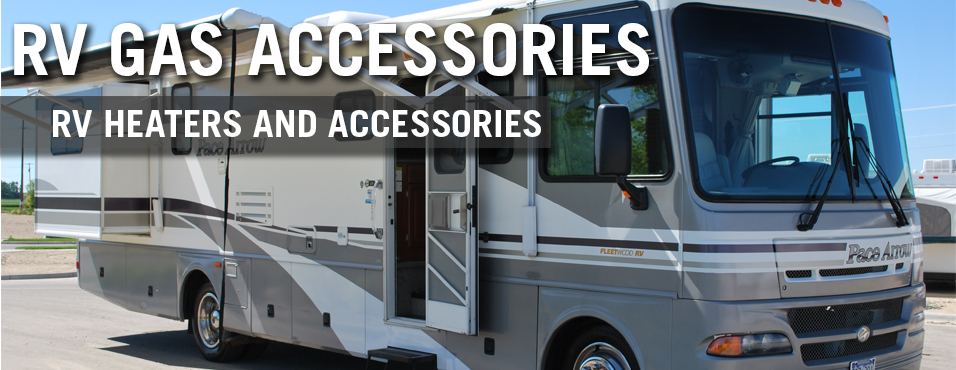 Recreational Vehicle Gas Accessories