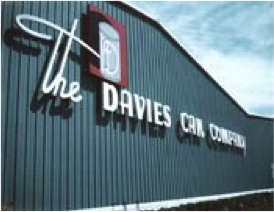 The Davies Can Company